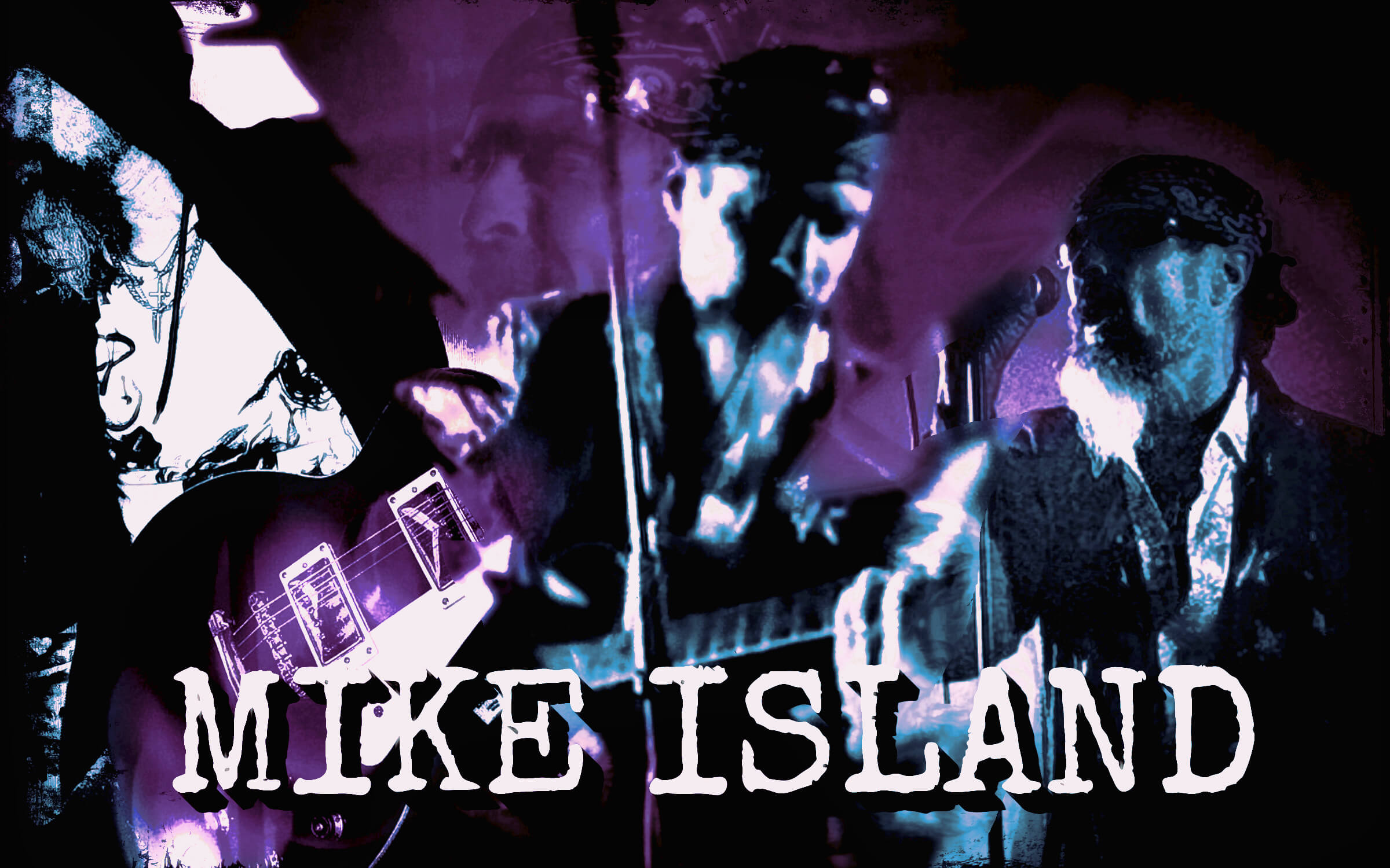 Order Mike Island to bring some edge to your happening.