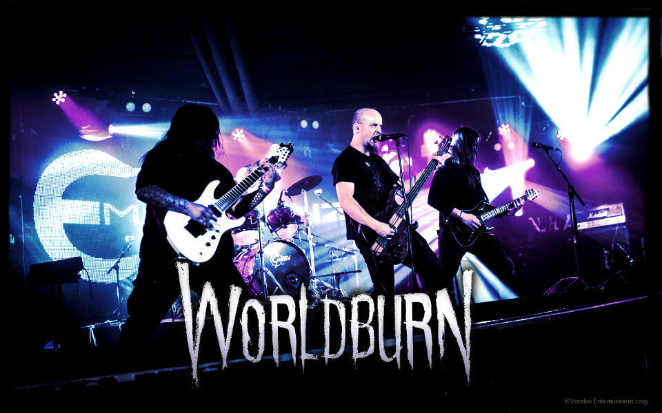 Buy Worldburn show